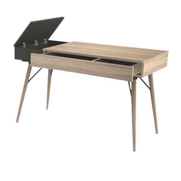 โต๊ะทำงาน T-1211-S-BL
