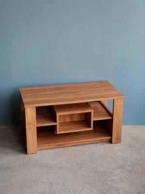 โต๊ะกลาง สีฮันนี่วอลนัท