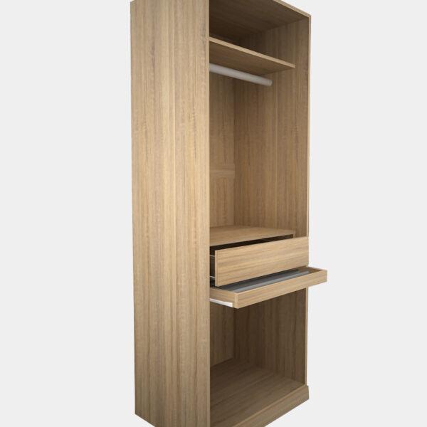ตู้เสื้อผ้า Built in Closet WD-8063-S