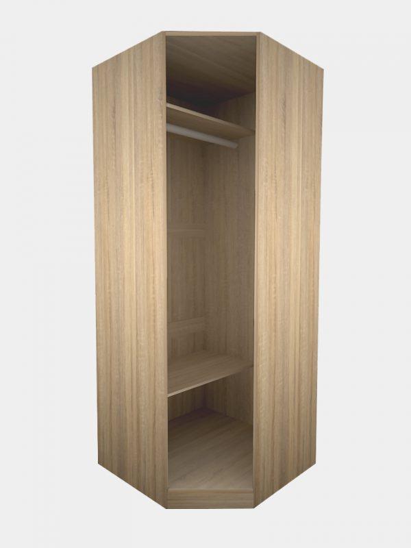 ตู้เสื้อผ้า Built in Closet เข้ามุม
