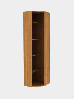 Walk-in Closet ตู้เข้ามุม สีฮันนี่วอลนัท